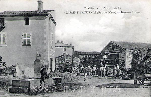 Voyage dans le temps village de saint saturnin - Anastasia voyage dans le temps ...